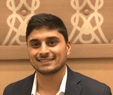 Ravi Parik - Advisor Launch
